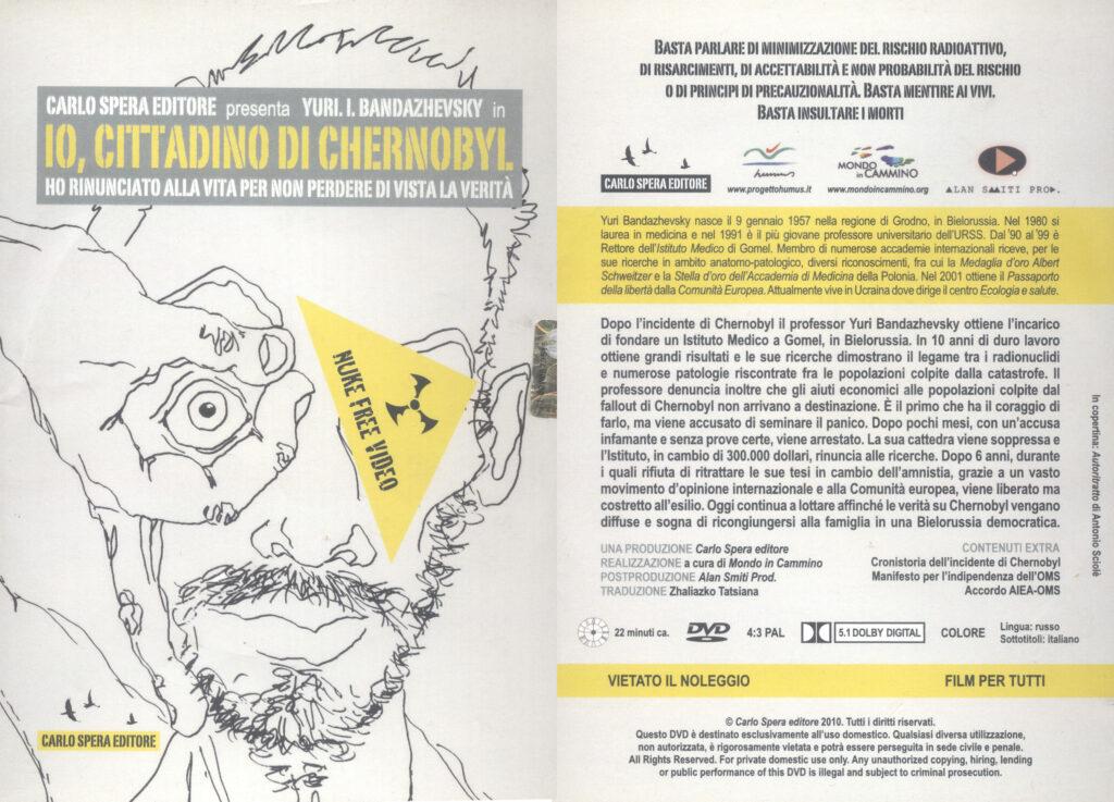 IO, CITTADINO DI CHERNOBYL