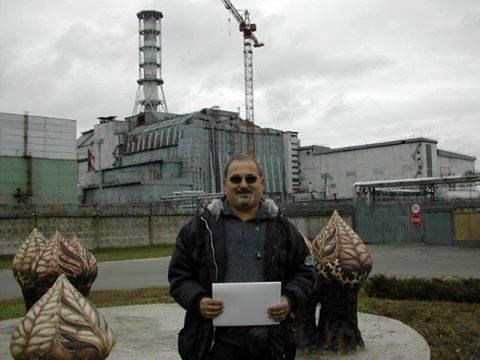 Massimo Bonfatti - Chernobyl